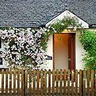 A cottage in Luss - Scotland by Arie Koene
