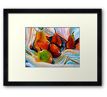 The Group of Five Framed Print