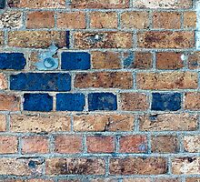 Another Brick in the wall by Ashley Crombet-Beolens