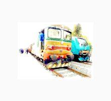 Albano Laziale railway station: trains Unisex T-Shirt