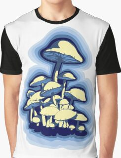 magic mushrooms Graphic T-Shirt