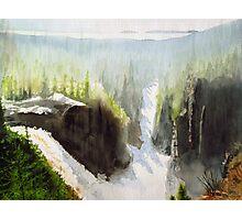 Aguasabon Falls Photographic Print