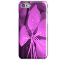 PInk Whirling Butterflies iPhone Case/Skin