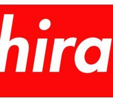 Chiraq Sticker