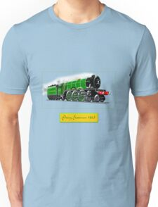 Steam Locomotive - The Flying Scotsman 1923 Unisex T-Shirt
