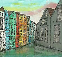 Amsterdam by Andrew Howard
