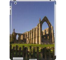 Bolton Abbey Under Moonlight 5574 iPad Case/Skin