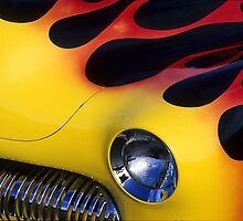 Flaming Rod by Bob Christopher