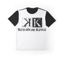 K PROJECT - RETURN OF KINGS Graphic T-Shirt