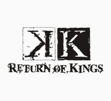 K PROJECT - RETURN OF KINGS by Mike Bronson