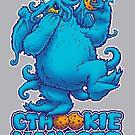 CTHOOKIE MONSTER by beastpop
