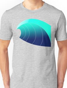 Surf Wave Unisex T-Shirt