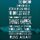 The doctor... by KanaHyde