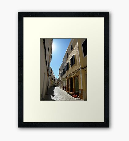 Mahon Framed Print