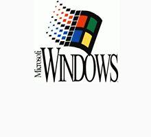 Windows Smaller T-Shirt Unisex T-Shirt