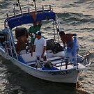 Fishing from the Boat - Pescando de la Lancha by PtoVallartaMex