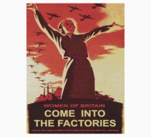 Come into the factories by John Dickson