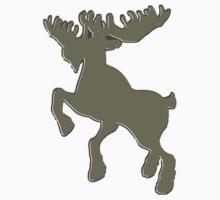Moose by sensameleon