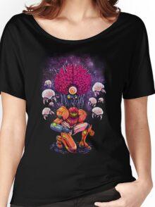 Mother Brain Women's Relaxed Fit T-Shirt