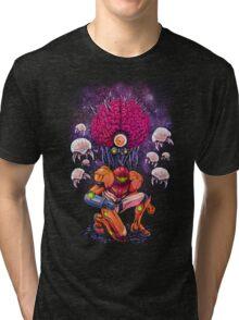 Mother Brain Tri-blend T-Shirt