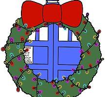 Whovian Holidays by joshatomic