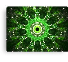 Emerald Jewel Canvas Print