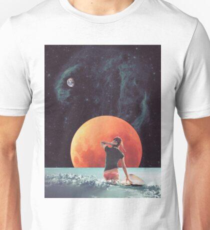 Cloud Surfing Unisex T-Shirt