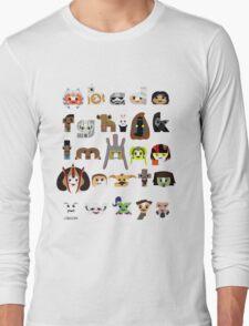 ABC3PO Episode II Long Sleeve T-Shirt
