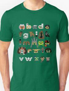 ABC3PO Episode II T-Shirt