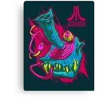 ATARRRI MONSTER! Canvas Print