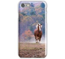 Galloping Home iPhone Case/Skin
