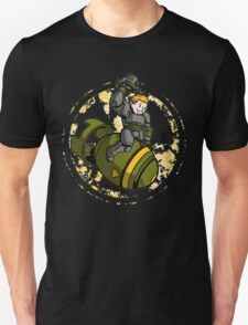 Fallout 4 - Vault Boy Nuke T-Shirt