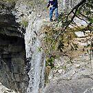 Zawpaw goes over the edge by cherylc1