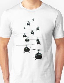 Huey Helicopters T-Shirt