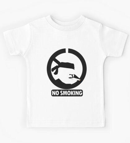 Metal Gear Solid - No Smoking Kids Tee