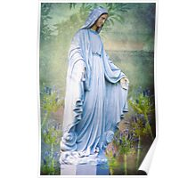 Our Lady of Grace 9290 EMB Poster