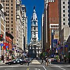 Broad Street, Philadelphia, PA by cclaude