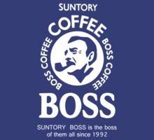 Suntory Boss Coffee by misterspotswood