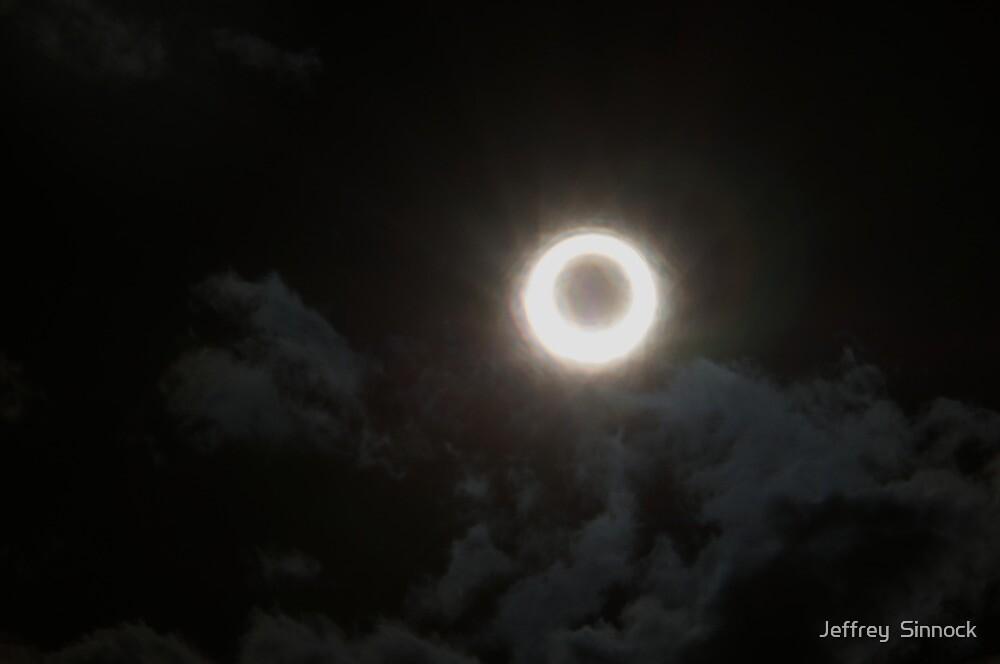 2012 Solar Eclipse Reno Nevada by Jeffrey  Sinnock