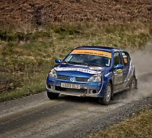 Pirelli Rally by FranJ