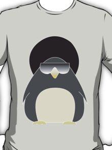 Afro Penguin  T-Shirt