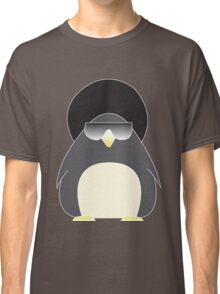 Afro Penguin  Classic T-Shirt