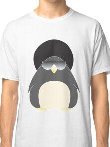 Afro Penguin  Classic T-Shirt