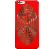 Retro Crucifix i/Phone. iPhone Case/Skin