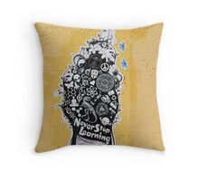 newtown (may 2012) Throw Pillow