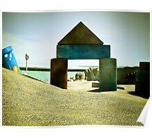 Summer Sand Box Fun 04 Poster