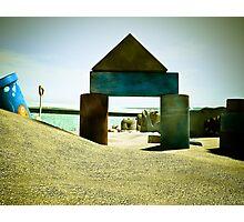 Summer Sand Box Fun 04 Photographic Print