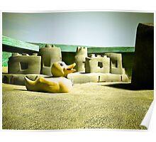 Summer Sand Box Fun 06 Poster