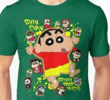 Shin-Chan Collage Shirt Unisex T-Shirt