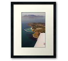 Robben Island Framed Print